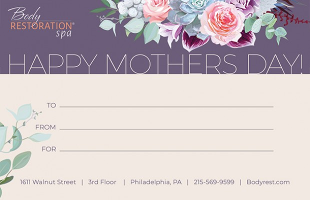 Gift Certificate MothersDay