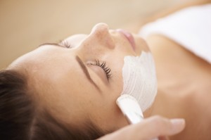 Spa facial restoration