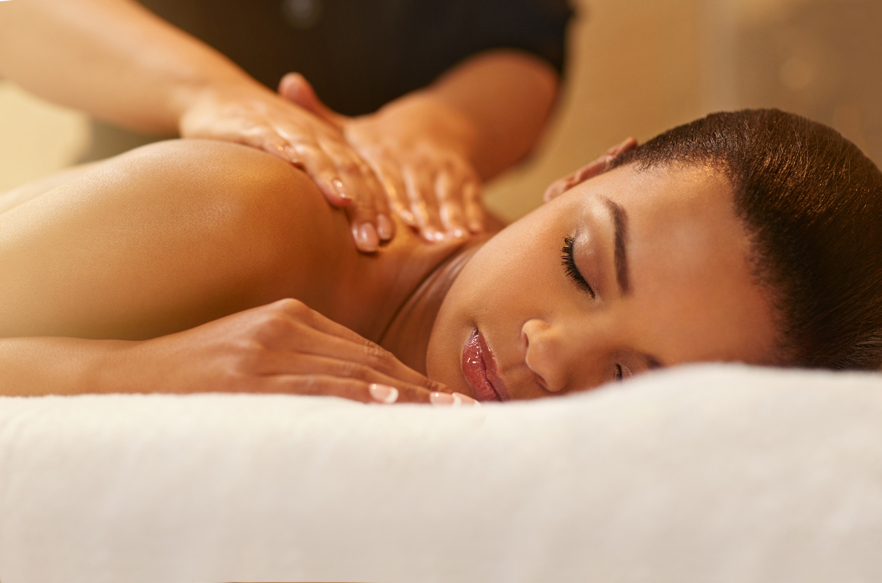 Make a Spa Massage Your New Year's Resolution